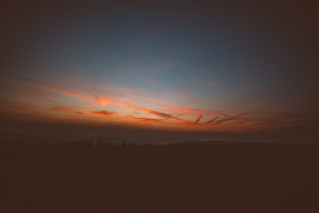 The Peak District Sunset with Alexandra Cameron Photography