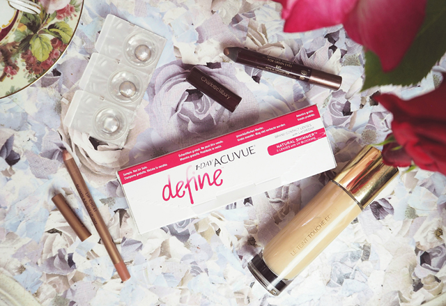 A natural beauty enhancer from Acuvue. Let your eyes sparkle and shimmer with 1-day acuvue define lenses.